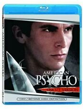 American Psycho Blu-ray Disc, 2007, Uncut Version New Factory Sealed