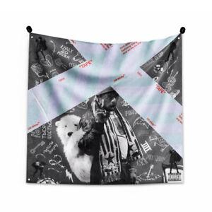 "Lil Uzi Vert ""Luv Is Rage 2"" Art Music Album Poster Tapestry Flag 3FT/4FT"