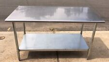 Stainless Steel Table, 5 Foot,