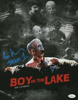 Ari Lehman Signed 8x10 Photo Friday the 13th Jason Voorhees Autograph JSA COA