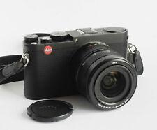 Leica X Vario 16,2 MP Digitalkamera - Schwarz, OVP, mit Zubehörpaket