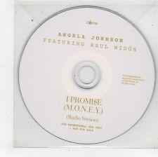 (FU96) Angela Johnson ft Raul Midon, I Promise (M.O.N.E.Y.) - 2014 DJ CD