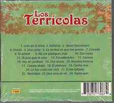 rare CD 60 70's 80's LOS TERRICOLAS luto en mi alma LLORARAS  viviras UNA CARTA
