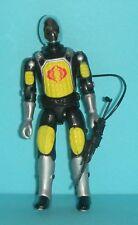 Black Major Estrela Brazil Straight Arm GI Joe Steel Snake Eyes v1 Cobra de aco