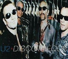 U2 - DISCOTHEQUE 1997 UK CD SINGLE PICTURE DISC IN DIGIPACK