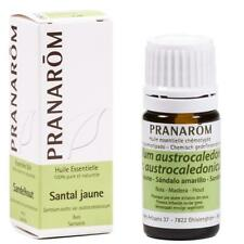Sandalwood Pure Organic Certified 100% Essential Oil, Pranarom Therapeutic Grade