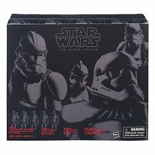 Star Wars The Black Series 6-Inch Stormtrooper 4-Pack Amazon Exclusive IN HAND