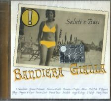 AA.VV. BANDIERA GIALLA SALUTI E BACI CD SEALED 1999 ITALY