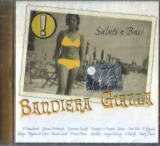 AA.VV. BANDIERA GIALLA SALUTI E BACI CD SEALED 1999 ITALY