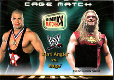 WWE Edge 2002 Fleer Royal Rumble Gimmick Match Event Used Shirt Relic Card DWC