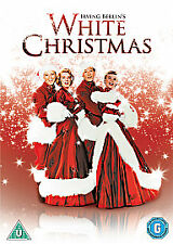 White Christmas (DVD, 2009)  new and sealed .