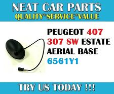 PEUGEOT 307 407 SW CITROEN C4 C5 ESTATE AERIAL BASE ANTENNA 6561Y1