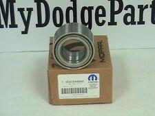 Wheel hub bearing 5272448aa PT Cruiser 02 - 10 Neon 02 - 05 OEM Mopar