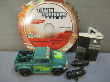 "Transformers Prime ""SERGEANT KUP"" Deluxe Class 110% complete C9+ shape 2012"
