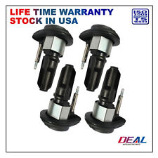 Set of 4 Ignition Coil on Plug Packs Fit Chevy/GMC/Isuzu/Buick/Saab/Hummer/Olds