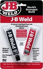 J-B Weld 8265S Twin Tube  (2) 1 oz. (28.4g) Tubes