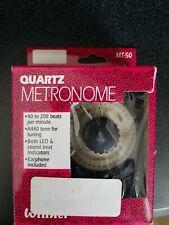 Metronome Wittner Mt50 Digital Quartz Metronome/Earphone