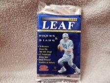 1998 Leaf Rookies & Stars NFL Football One (1) Pack - Unopened