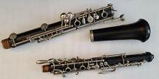 Wood Bundy Oboe for Parts