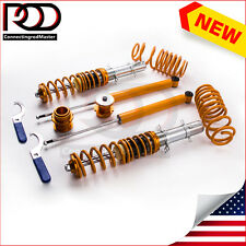 Coilover Kit For 99-04 VW Jetta IV sedan/wagon 2WD MK4