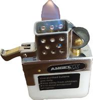 Gas-Einsatz Reibrad normale Flamme passend für Zippo und andere