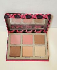Urban Decay SIN AFTERGLOW Highlighter Blush PALETTE ~Kiss Off SCORE Paranoid PSA