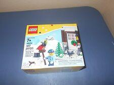 LEGO SET 40124 WINTER FUN *NEW*