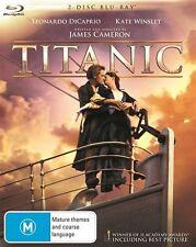 Titanic (Blu-ray, 2012)