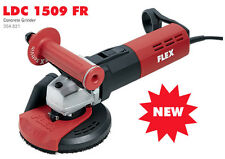 "Flex LDC1509FR 5"" Dustless Concrete Grinder FREE SHIPPING"