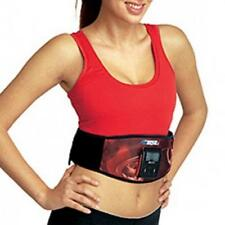AB Tronic X2 Waist Weight Loss Trimmer Fat Burner Adjustable Slimming Belt AC