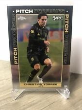 New listing 2021 Topps Chrome MLS CHRISTIAN TORRES Pitch Prodigies Rookie RC - LAFC