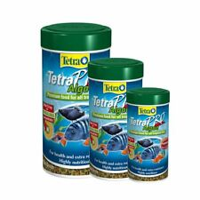 TETRA TETRAPRO ALGAE PREMIUM AQUARIUM FISH CRISP FOOD TROPICAL VEGETABLE HEALTH