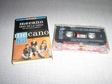 MECANO K7 AUDIO SINGLE DIS-MOI LUNE D'ARGENT