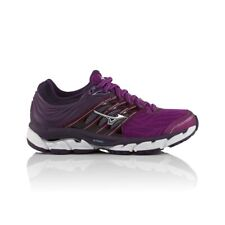 Mizuno Wave Paradox 5 Women's Running Shoe - Purple Wine/Silver