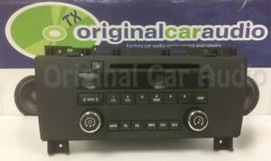 2007 - 2009 Buick Allure Lacrosse OEM GM AM FM Single CD Radio Player