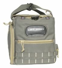 G. Outdoors Products M/L Range Bag With Cradle Green/Khi: Gps-1512Mlbrk