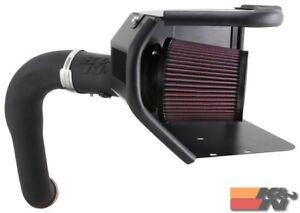 K&N Air Intake System For FIPK JEEP PATRIOT L4-2.0L F/I, 2011-2014 57-1567