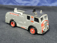 LLEDO PROMOTIONAL: LONDON FIRE BRIGADE UW 6600 L.C.C. SILVER TRUCK. RARE VINTAGE