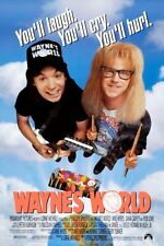 "Waynes World Movie Poster Mini 11""X17"""