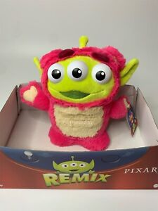 "New!!! 2021 Disney Pixar Alien Remix Toy Story : LOTSO 9"" Plush (NEW WITH TAG)"