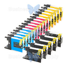 20 PACK LC71 LC75 Compatible Ink Cartirdge for BROTHER Printer MFC-J435W LC75
