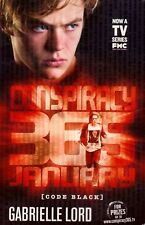 Conspiracy 365: January [Code Black] By Gabrielle Lord (Paperback, 2011)