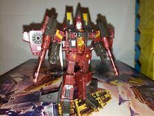 Thrust Decepticon Transformers Generations 2010 Deluxe Hasbro