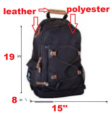 Men Canvas Backpack Rucksack Travel Sport Hiking Schoolbag Laptop Notebook Bags*