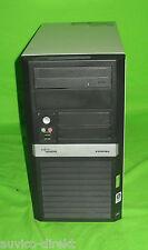FSC Esprimo P5625 AMD Athlon 2,7GHz- 4 GB RAM - 80 GB HDD N Vidia Geforce 9200