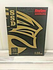 "Kingspec SSD 128go 2 5"" Sata3 3d MLC NAND Flash Art.451 bureau"