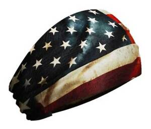 That's A Wrap Unisex Old Glory Flag Knotty Band, Ultra-Soft Performance KB2522
