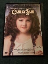 Curly Sue Comedy Drama Family Rare OOP DVD 1991 Kelly Lynch Jim Belushi Porter
