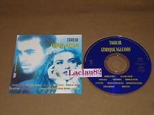 Thalia & Enrique Iglesias Especial Para Amberes 1999 Fono Cd Mexico