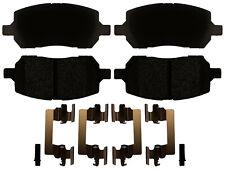 Disc Brake Pad Set-Ceramic Disc Brake Pad Front ACDelco Advantage 14D956CHF1
